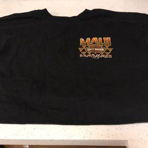 Maui Harley Davidson men's t-shirt